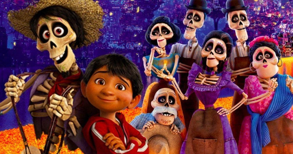 """""""Coco"""" begins streaming on Netflix May 31."""