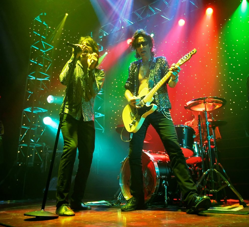 Satisfaction - The International Rolling Stones Show are one of the country's top Rolling Stones tribute bands.