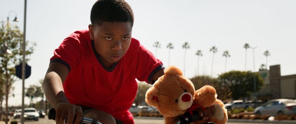 "Kaleb Alexander Roberts stars in ""Invincible Boy,"" a short film shot primarily in Downey."