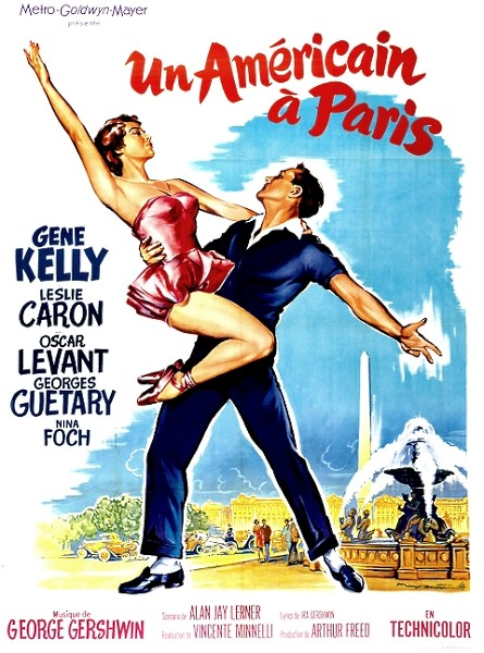 Audiences also know the music of American in Paris from the wildly successful film starring Gene Kelly and introducing Leslie Caron.