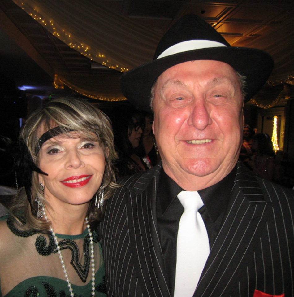 Gloria and Rich Strayer. Photo by Lorine Parks