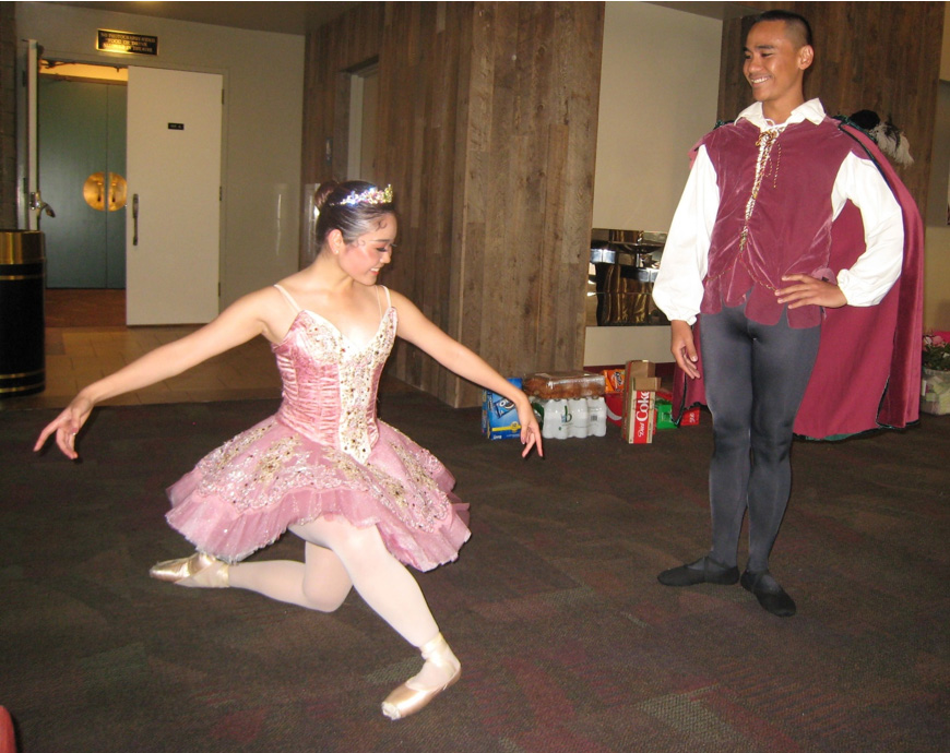 b95e6d60500ea A behind the scenes look at 'Sleeping Beauty' — The Downey Patriot
