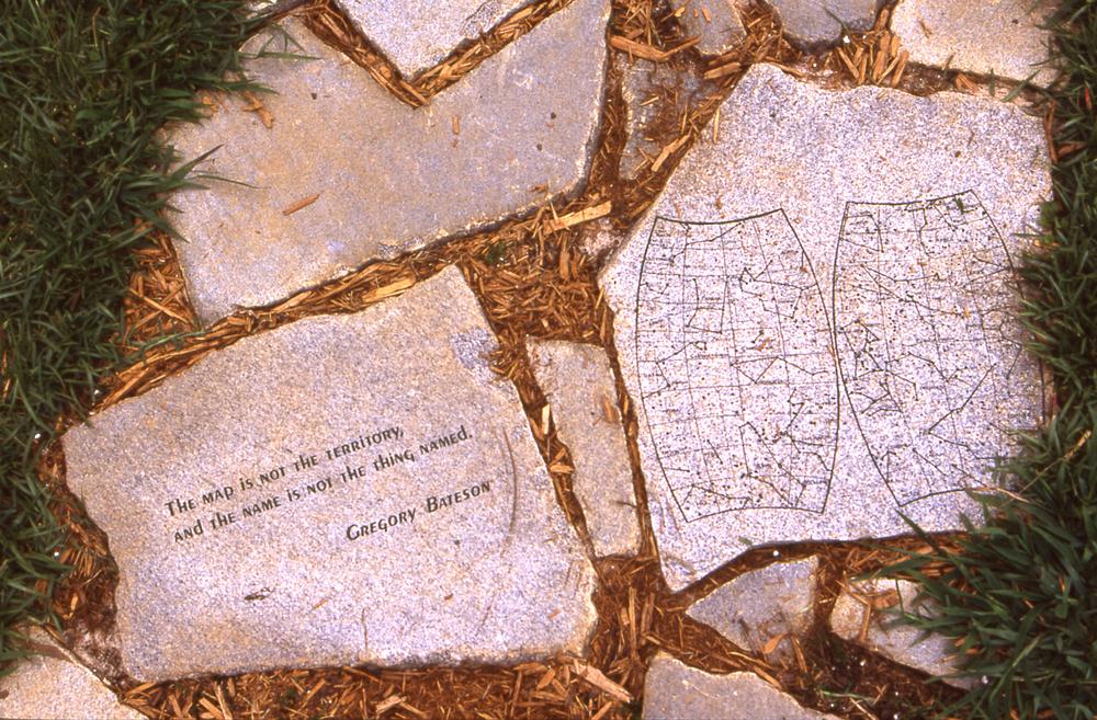 Stone Walk Detail