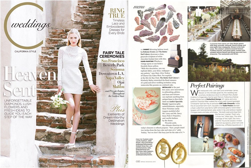 C WEDDINGS MAGAZINE