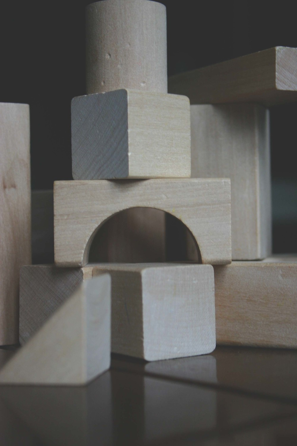 Building Blocks // DIY // Nursery // Future Architect // 5 O'Clock Design Co.