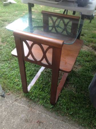 Craigslist End Tables