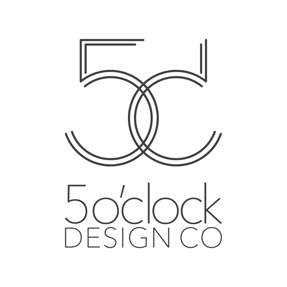 5 O'CLOCK DESIGN CO.