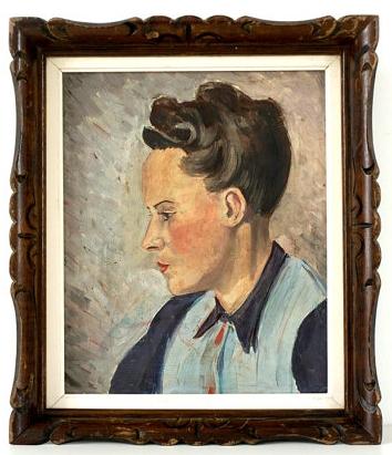 Vintage 1930's Portrait