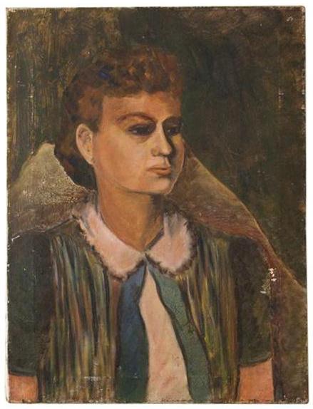 Vintage 1940's Portrait