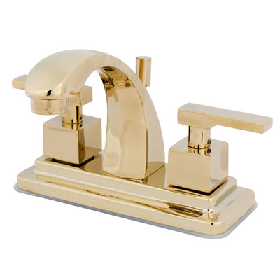 Art Deco Bathroom Faucet