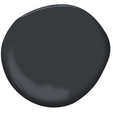 Black Ink Benjamin Moore