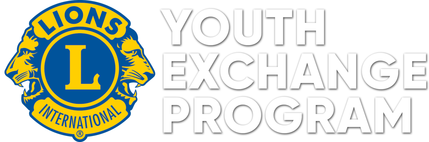 Lions Club Youth Exchange Program