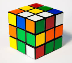 Recovering from Trauma is Like a Rubik's Cube www.ptsdchick.com