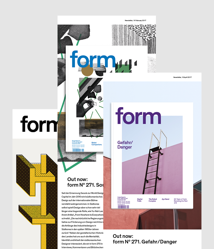 form. Design Magazine | Sallie Harrison Design Studio