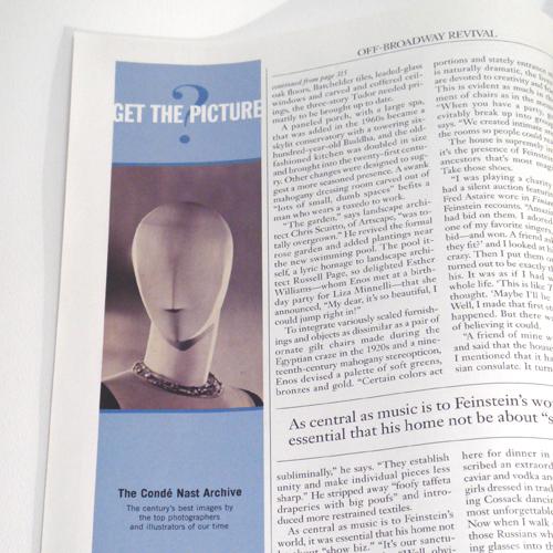 Advertisement | Condé Nast