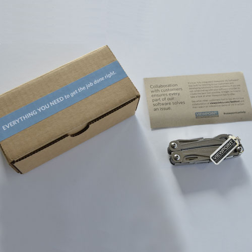3D Mailer Leatherman | Viewpoint
