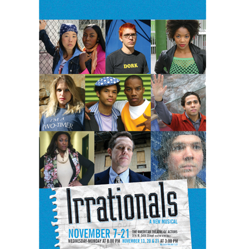 Theater Poster | Irrationals
