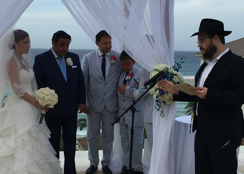 jewish weddings -