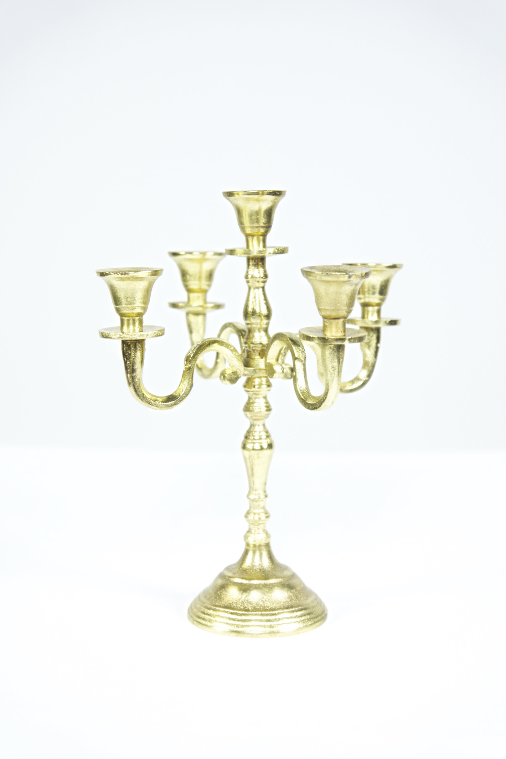 Moretti Candelabra (Available in 3 Sizes)