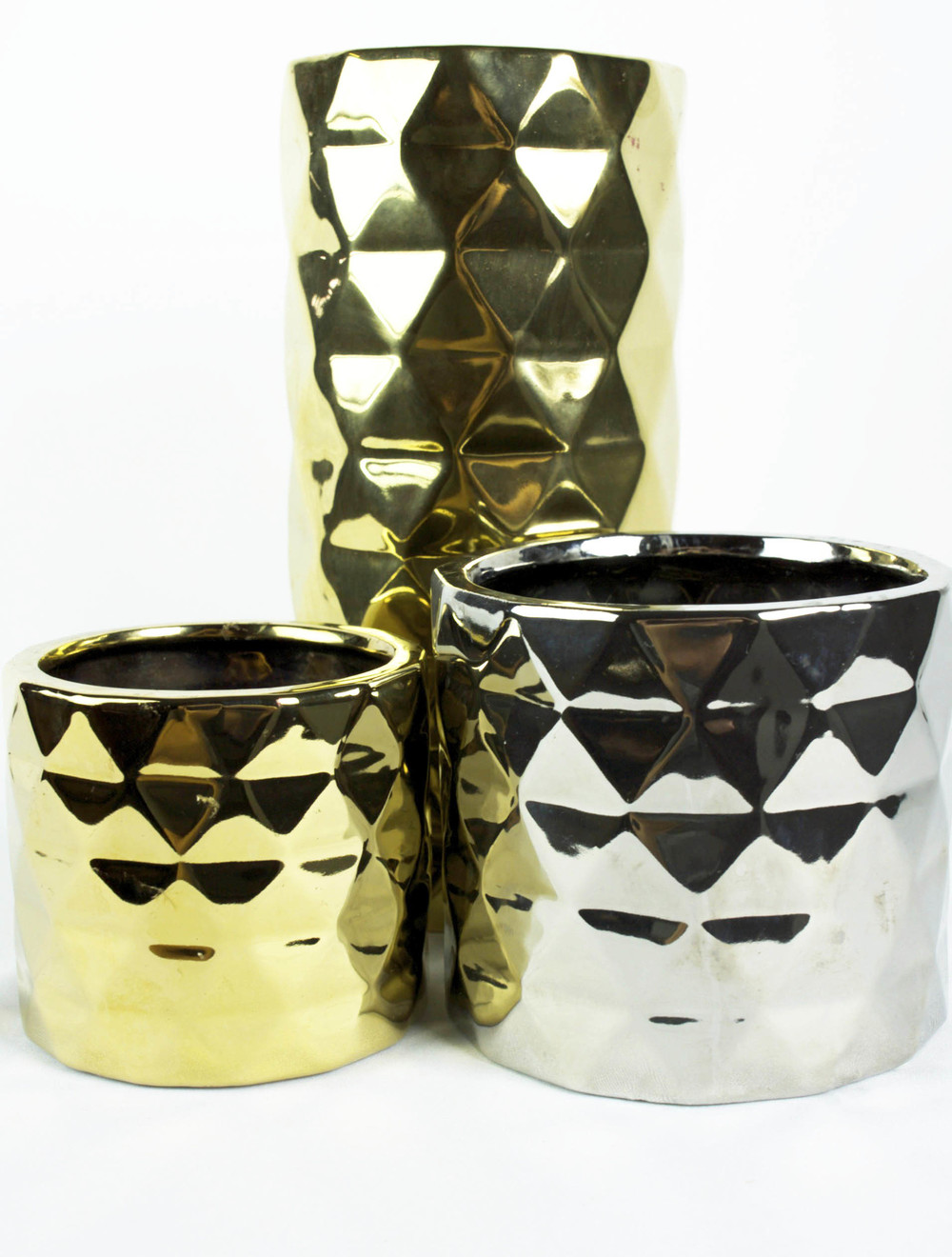 Chisel Vase