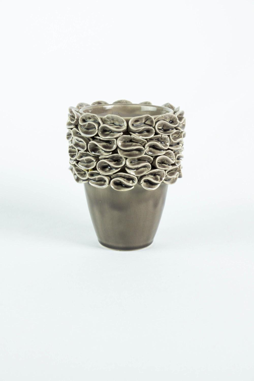 Ruffle Vase