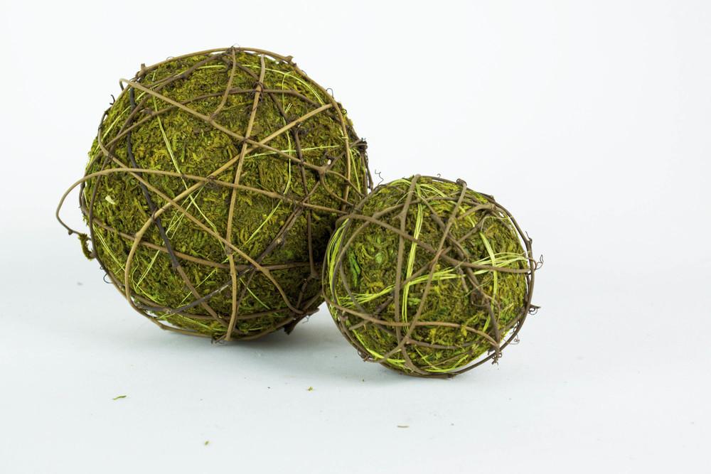 Moss & Willow Balls