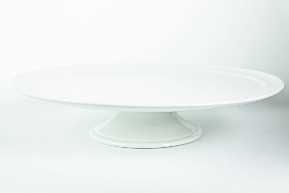 Penny Cake Plate Round