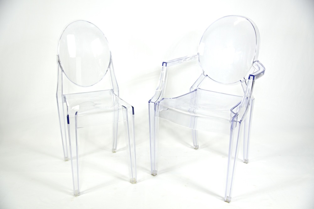 Ghost Chair (With or Without Arm)