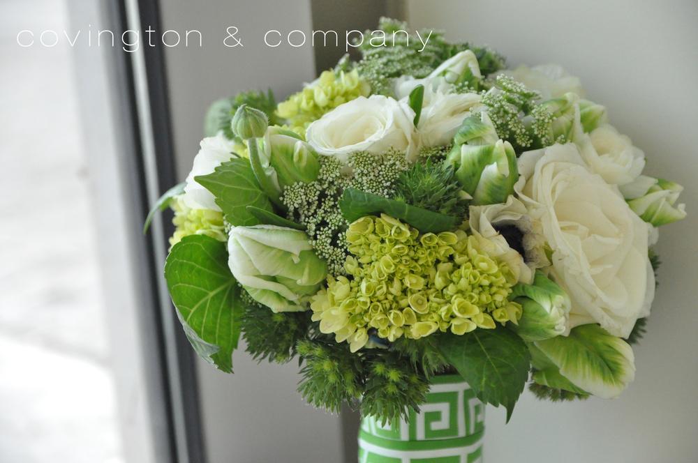 Green Tulip_Hydrangea_Thistle_Annes Lace Bouquet.jpg
