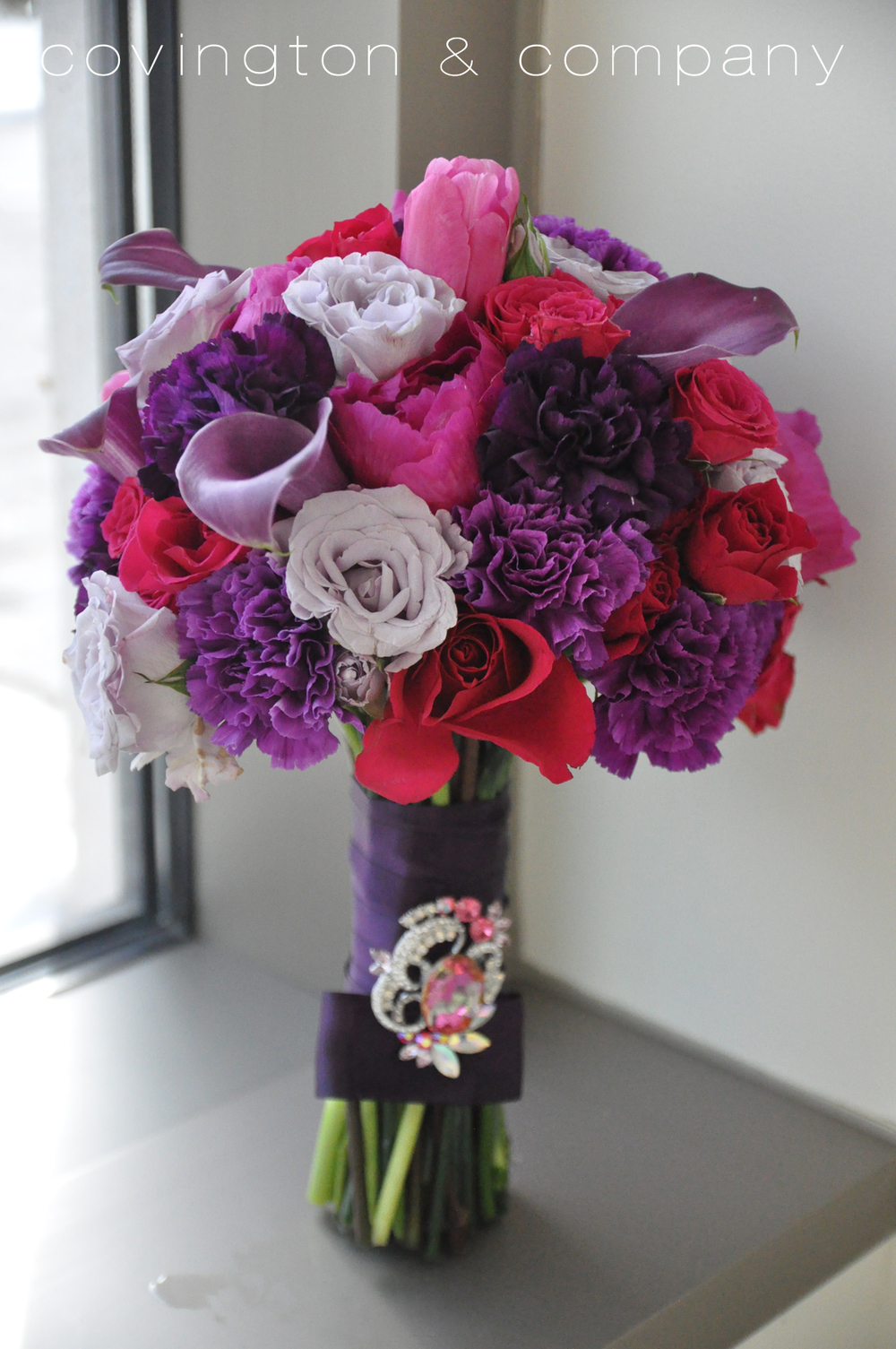 Pink_Purple_Calla_Peony_Carnation_Tulip_Brooch Bouquet.jpg
