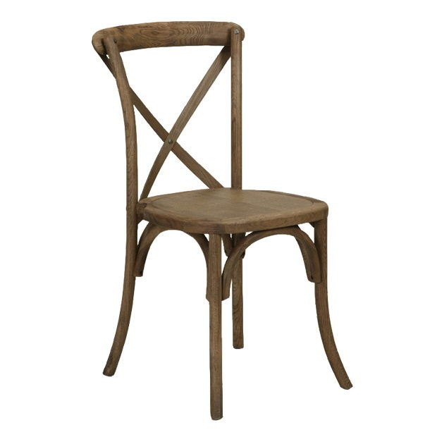 Crossback Wooden Chair