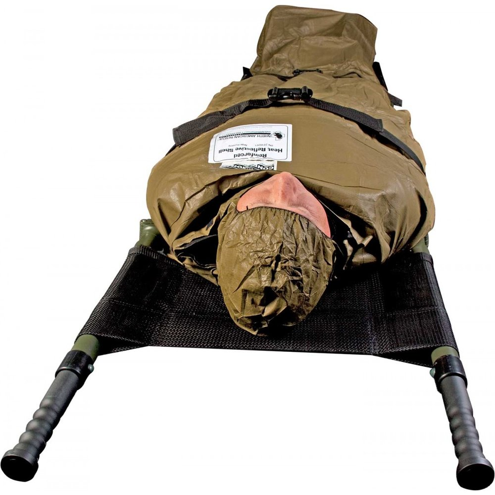 NAR HYPOTHERMIA PREVENTION AND MANAGEMENT KIT (HPMK) courtesy of North American Rescue