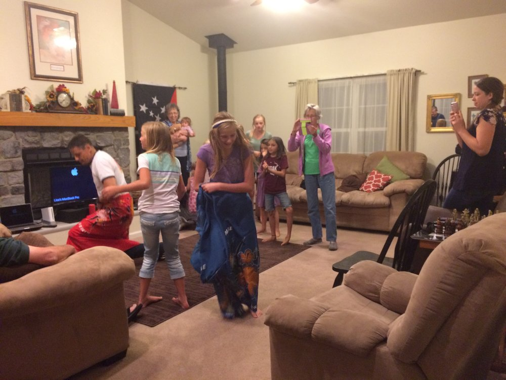 See? Hosting a small group in your home can be lots of fun! :)