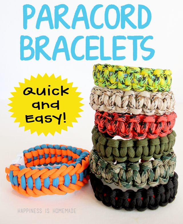 You've got to include the classic bracelet in a top 5 list. This link has some great instructional videos.