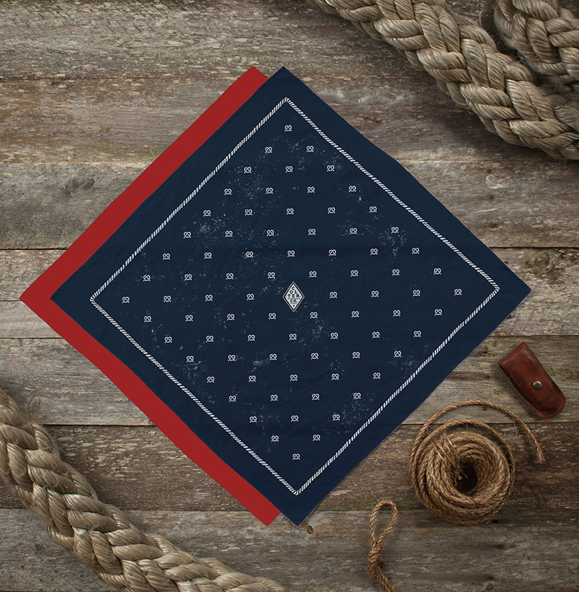 Colter Co. bandana