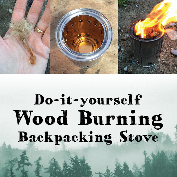 DIY Wood Gasifier Backpacking Stove — Colter Co.