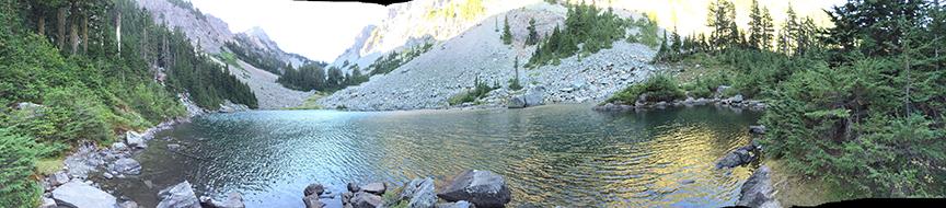 Little Melakwa Lake