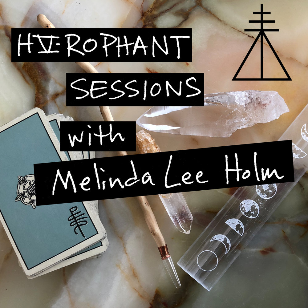 Join Melinda as she works with clients - in real Hierophant Sessions - Tarot coaching for life expansion. In each episode you'll hear the full initial Tarot reading and discussion of practical tasks