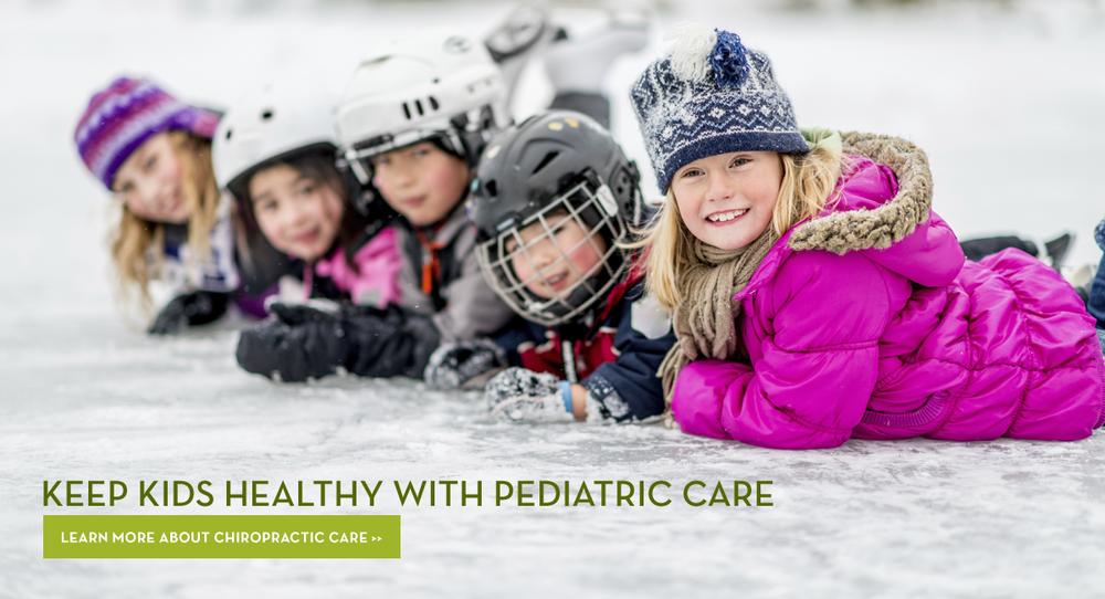 Active Kids & Chiropractic
