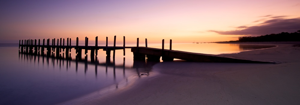 Sunrise at Quindalup Beach, Western Australia