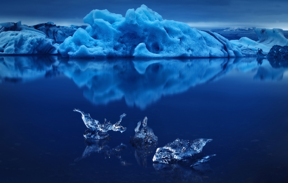 Jökulsárlón, Iceland's glacier lagoon