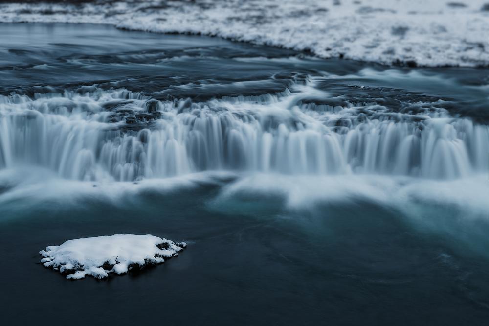 Faxi (Vatnsleysufoss) in Iceland
