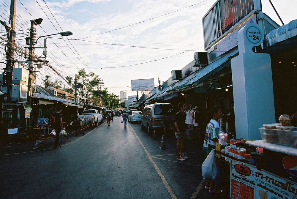 Ektar 100 | Chatuchak Market