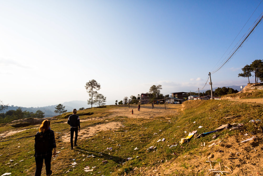 Nagarkot! It's a must go location for tourists!