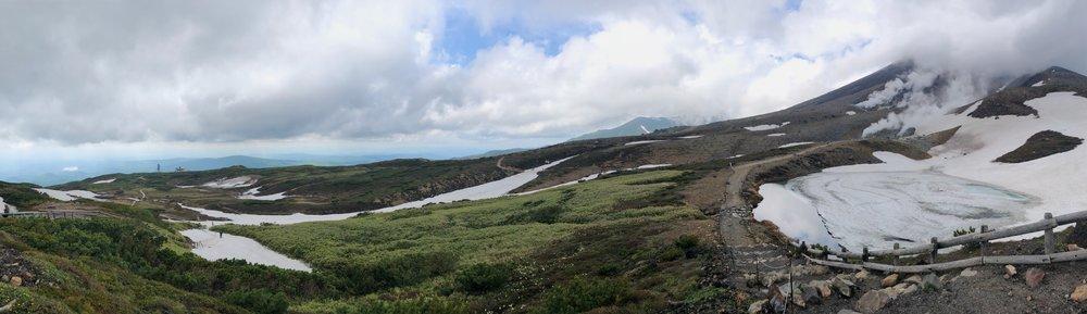 Mt. Asahi-dake
