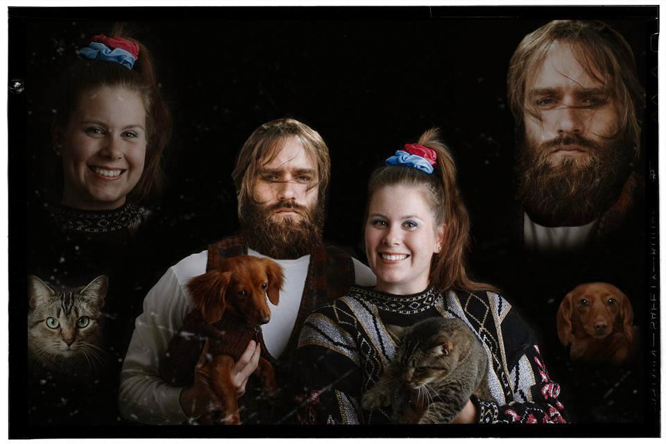Declan Gallen - Family portrait