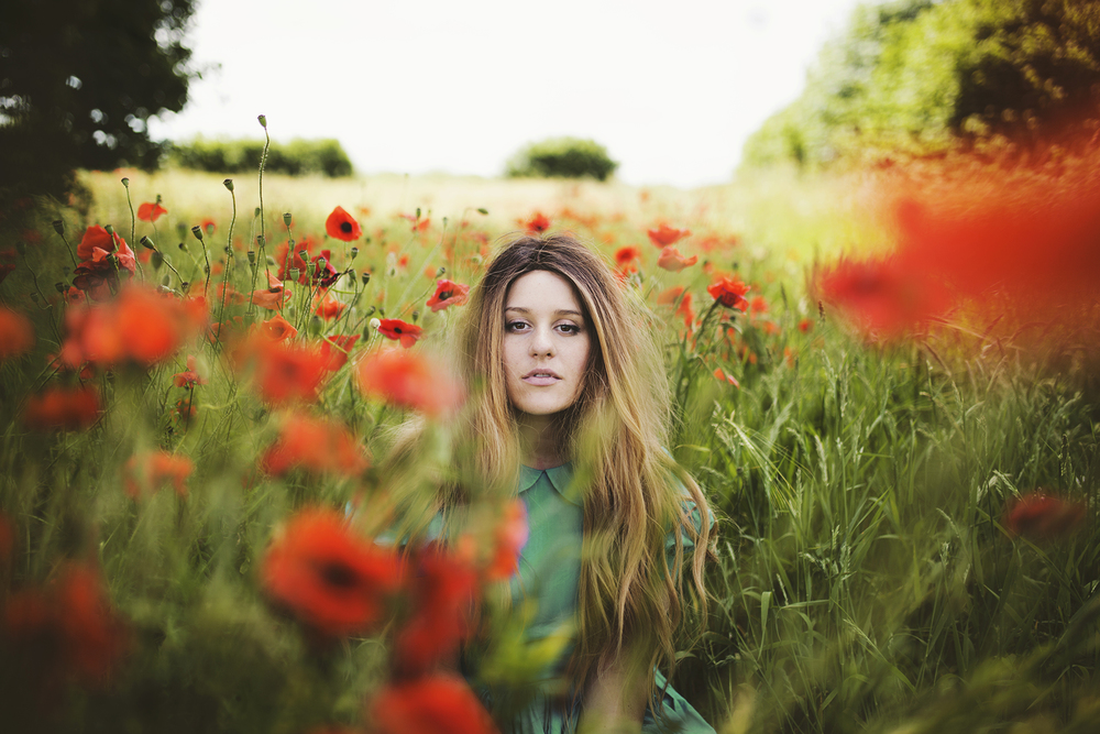 Whitney Justesen - Kodak Portra 400