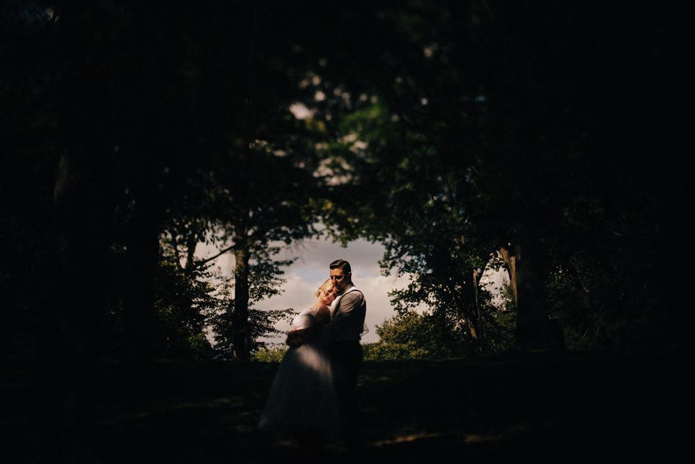 Ashley & Ben Kochanowski - Kodak Portra 800