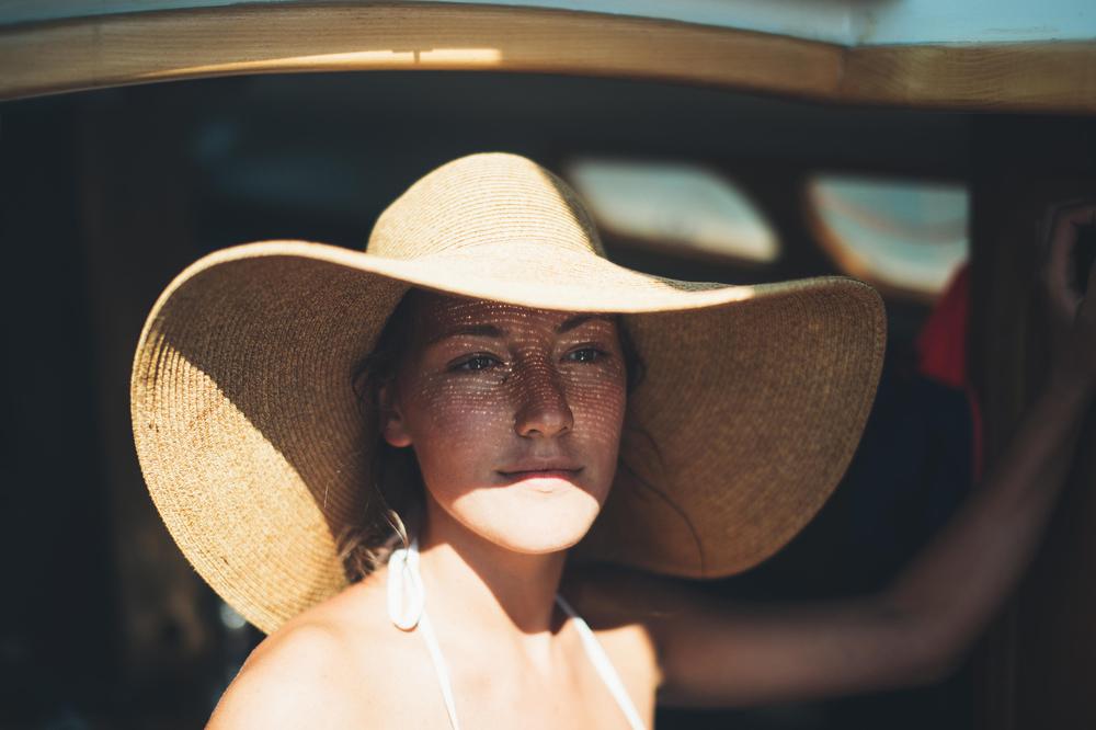 Maja Hylewicz - Kodak Max 800++