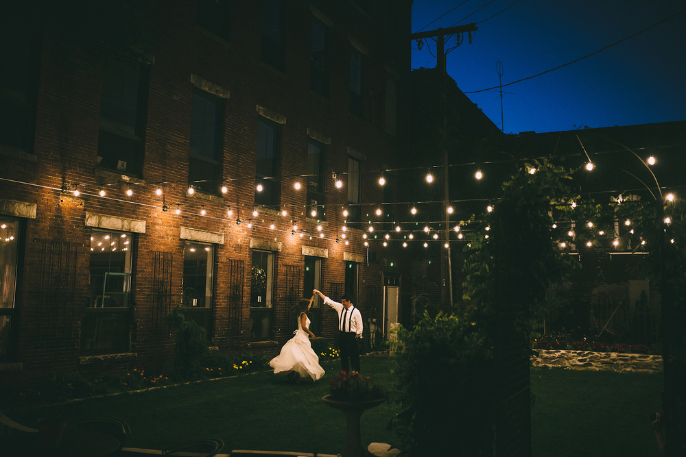 Root & Bud Weddings - Kodak Portra 800 +++